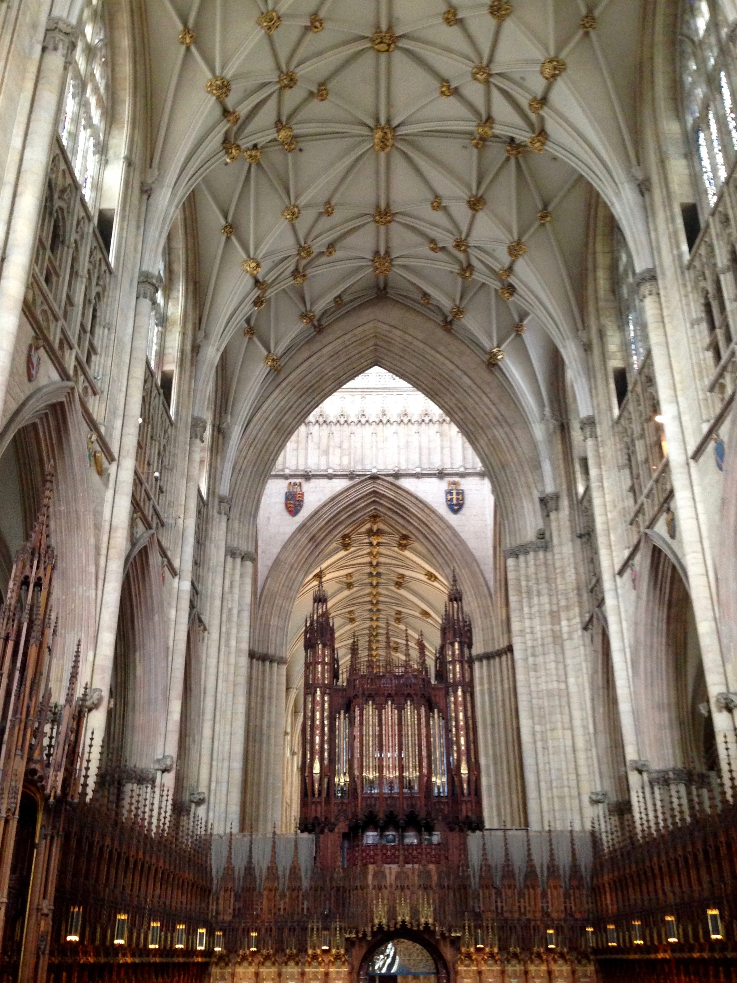 Mystery Plays at York Minster