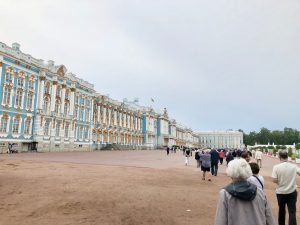 Exterior, Catherine Palace