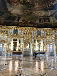 Great Hall. The Catherine Palace