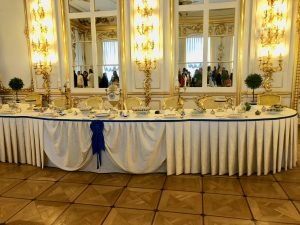 Chevalier Dining Room. Catherine Palace