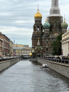 Church of the Savior on the Spilled Blood