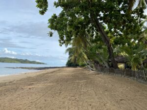 beach at Nosy Be