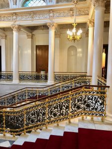Grand Staircase, Shuvalov Palace