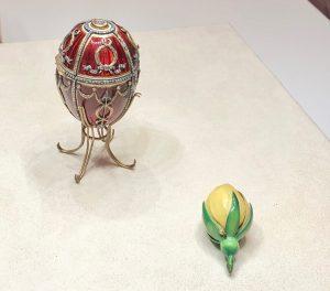 Rosebud Easter Egg