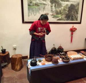 Tea Ceremony in China
