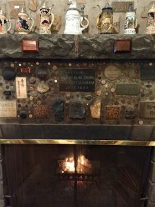 Fireplace of International Friendship