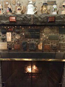 Fireplace of International Friendship