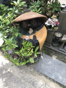 Tanuki from Daijanji Buddhist Temple