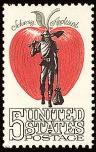 johnny_appleseed_stamp_5c_1966_issue_