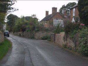 Lane in Bredon's Nortan