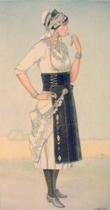 Macedonian Greek Bride