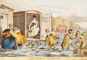 """Mermaids at Brighton"""