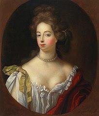 Portrait of Nell Gwyn