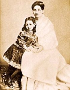 Rama and her daughter