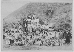 Kalaupapa Colony in 1905