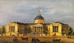 Washington D. C. City Hall & Court House