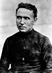 Father Damien in 1873