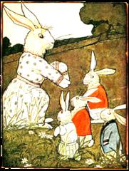 Peter Rabbit & Family