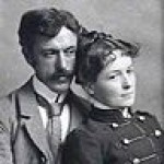 Photo_booth_strip_of_Dr._John_and_Grace_Hudson,_c._1895