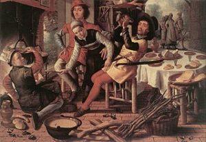 Pieter_Aertsen_Peasants_by_the_Hearth