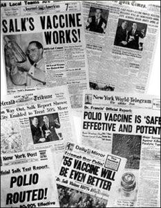 Salk headlines