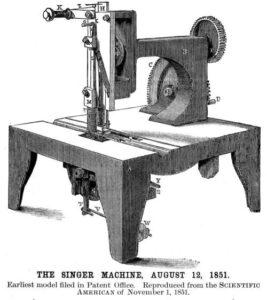 Singer's Sewing Machine