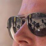 wrap around sun glasses