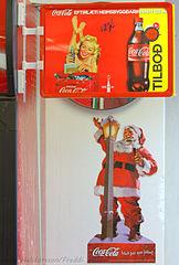 Coke Santa