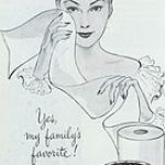 Ladies' Home Journal 1948 advert