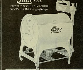 THOR-32 washing machine