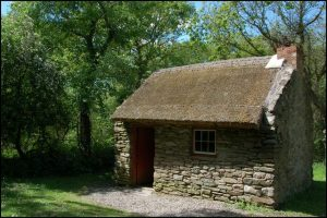 Cottage Ulster Folk Museum