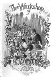 Workshop of Santa Claus