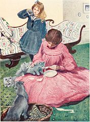 The Cat by Violet Hunt