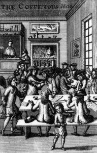 Coffeehouse Mob