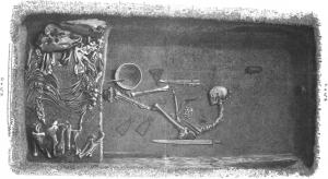Viking Grave Bj 581