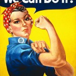International Women's Day: We Can Do It