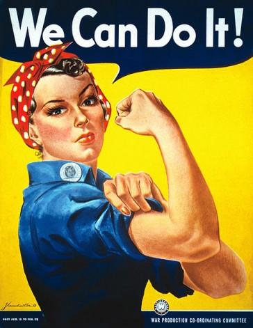International Women's Day: We Can Do It