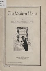 cover of Modern Home book