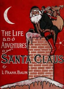 Life & Adventures of Santa Claus book cover