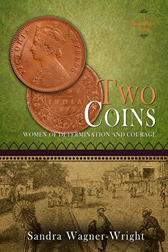 Two Coins: A Biographical Novel Cover